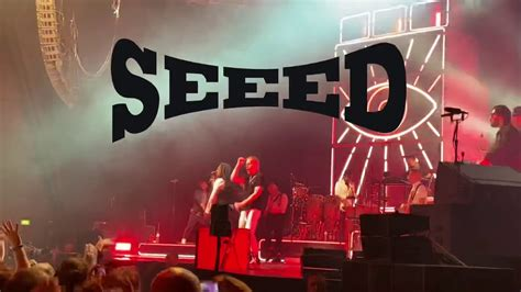 SEEED LIVE IN KEMPTEN 2019 | AUGENBLING - YouTube