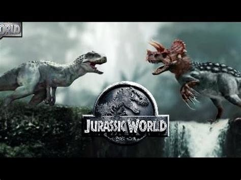 Indominus Rex vs Ultimasaurus: Who Would Win? - YouTube
