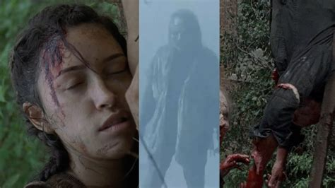 WHISPERERS ATTACK! WILL GABRIEL OR EUGENE DIE? DEATH