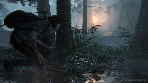 E3 2018: Check Out Some New The Last of Us 2 PS4 Pro