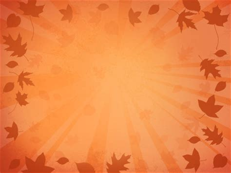 Image: Background 2   PowerPoint Themes Blown Leaves