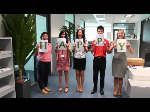 Singapore National Day 2012 - Greetings from Bosch