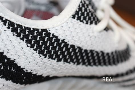 How to spot Fake Yeezy Boost 350 Zebras - Kingsdown Roots