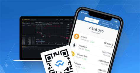 Trust Wallet of Binance added WallConnect to its app