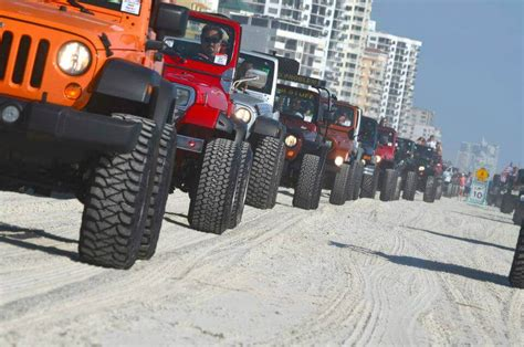 Jeep Beach   The largest Jeep Only event in the Southeast USA