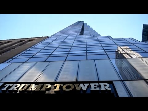 New York Architecture Images- Trump World Tower