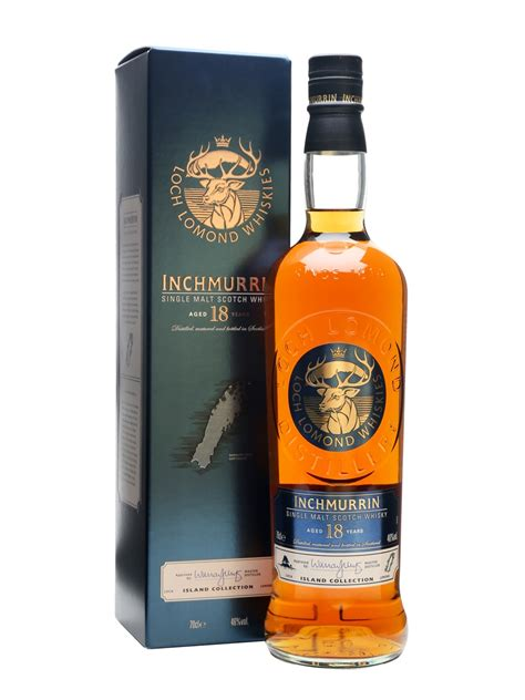 Inchmurrin 18 Year Old Scotch Whisky : The Whisky Exchange